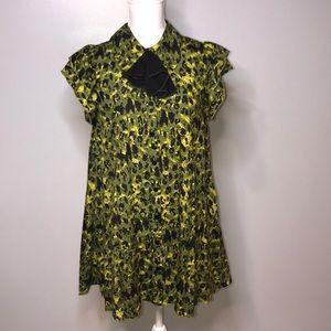 NWT Twelve By Twelve Los Angeles Cheetah Dress
